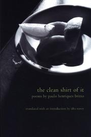 Cover of: The Clean Shirt of It