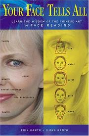 Cover of: Your Face Tells All | Kanto Ilona