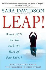 Cover of: Leap!