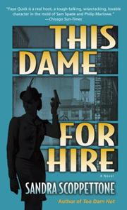 Cover of: This Dame for Hire