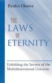 Cover of: The laws of eternity | RyЕ«hЕЌ ЕЊkawa