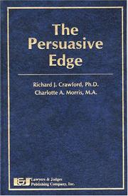 Cover of: The persuasive edge