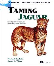 Cover of: Taming Jaguar |