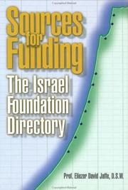 Cover of: Sources for Funding