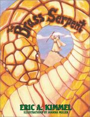 Cover of: The Brass Serpent | Eric A. Kimmel