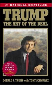 Cover of: Trump: The Art of the Deal