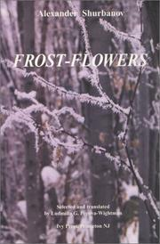 Cover of: Frost-flowers | Aleksandŭr Shurbanov