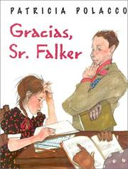 Cover of: Thank you, Mr. Falker