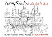 Cover of: Seeing Venice