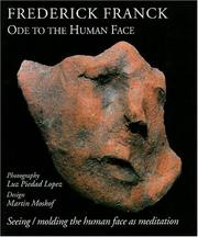 Cover of: Ode to the human face