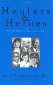 Cover of: Healers & Heroes | Clif Cleaveland