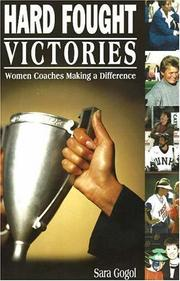 Cover of: Hard Fought Victories