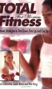 Cover of: Total fitness for women