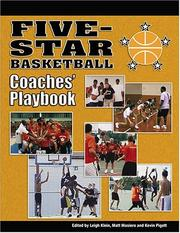 Cover of: Five-Star Basketball Coaches