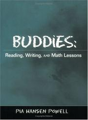 Cover of: Buddies | Pia Hansen Powell