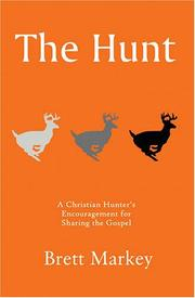 Cover of: The Hunt | Brett Markey