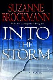 Cover of: Into the Storm (Troubleshooters, Book 10)