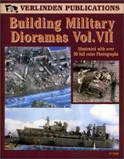 Cover of: Building Military Dioramas Vol. VII | François Verlinden