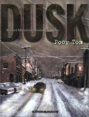 Cover of: Dusk Poor Tom | Richard Marazano