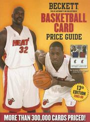 Cover of: Beckett Basketball Card Price Guide