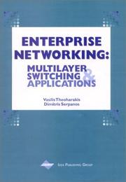 Cover of: Enterprise networking |