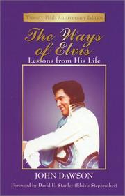 Cover of: The Ways of Elvis | John Dawson