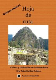 Cover of: Hoja de Ruta