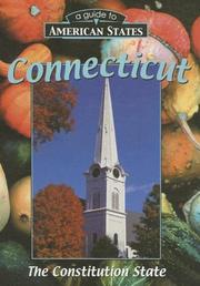Cover of: Connecticut | Christine Webster
