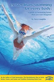 Cover of: Extraordinary Swimming For Every Body - a Total Immersion instructional book