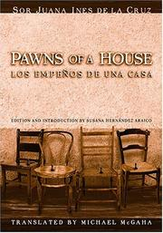 Cover of: Pawns of a House/ Los Empenos De Una Casa