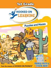 Cover of: Puzzles and Mazes | Hooked on Phonics
