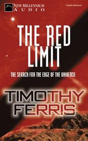 Cover of: The Red Limit | Timothy Ferris
