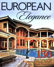 Cover of: European Elegance