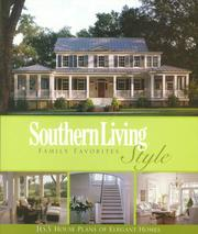 Cover of: Southern Living Style