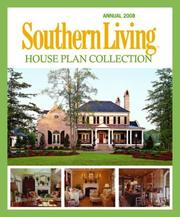 Cover of: Southern Living House Plan Collection