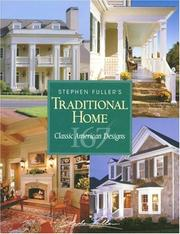 Cover of: Stephen Fuller's Traditional Home