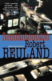 Cover of: Semiautomatic