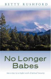 Cover of: No Longer Babes | Betty Rushford