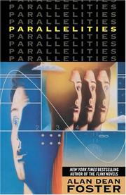 Cover of: Parallelities by Alan Dean Foster