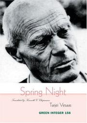 Cover of: Spring Night