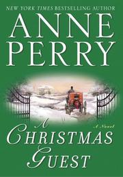 Cover of: A Christmas Guest: A Novel