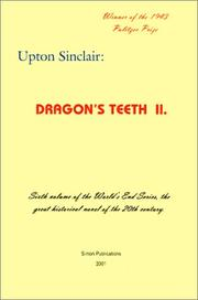 Cover of: Dragon