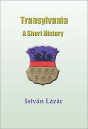 Cover of: Transylvania | LaМЃzaМЃr, IstvaМЃn
