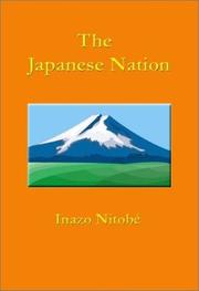 Cover of: The Japanese nation