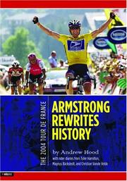 Cover of: The 2004 Tour de France | Andrew Hood