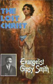 Cover of: The Lost Christ