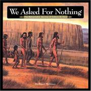 Cover of: We asked for nothing | Stuart Waldman