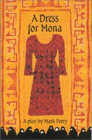 Cover of: A Dress for Mona | Mark Perry