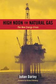 High Noon For Natural Gas by Julian Darley