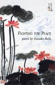 Cover of: Fighting for Peace: Poems By Daisaku Ikeda